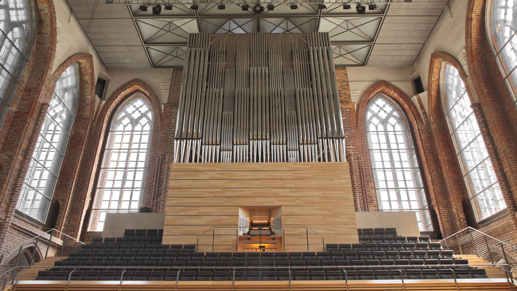 Orgel Neubrandenburg